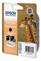 EPSON cartridge T0711H black twinpack (žirafa)